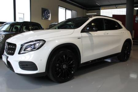 Mercedes GLA 200 d Automatic 4Matic Sport Night Edition